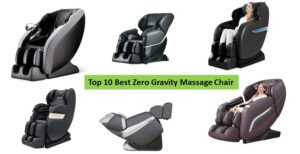 The 10 Best Zero Gravity Massage Chair & Recliner Review (2021)