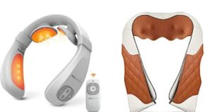 10 Best Rated Neck Massagers on Amazon (2021) – Relief Migraines and Tension Headaches