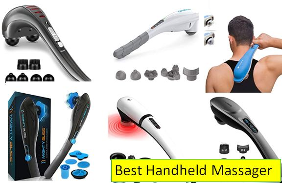 The 10 Best Handheld Massager on Amazon Review (2021)